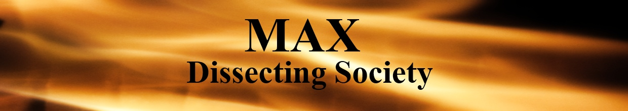MAX: Dissecting Society