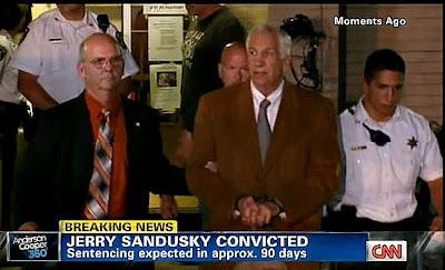 Jerry Sandusky Convicted