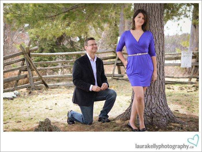 Laura kelly photography blog ottawa wedding and for Surprise engagement photo shoot
