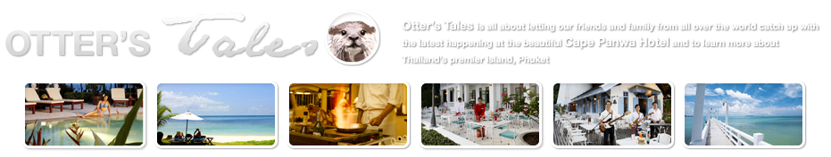 Otter&#39;s Tales