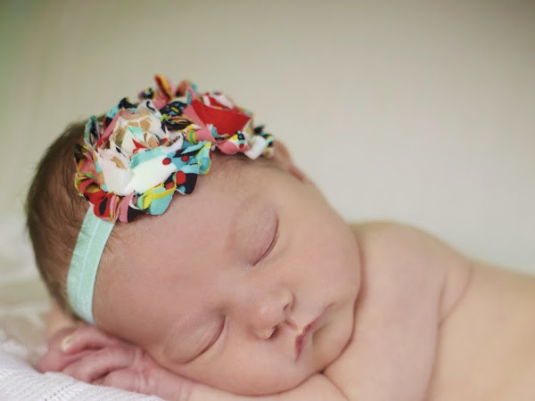 Amelia Kate - Newborn Photos