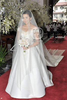 Julia Montes wedding