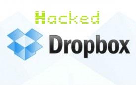 Dropbox kena hack, akun pengguna dicuri