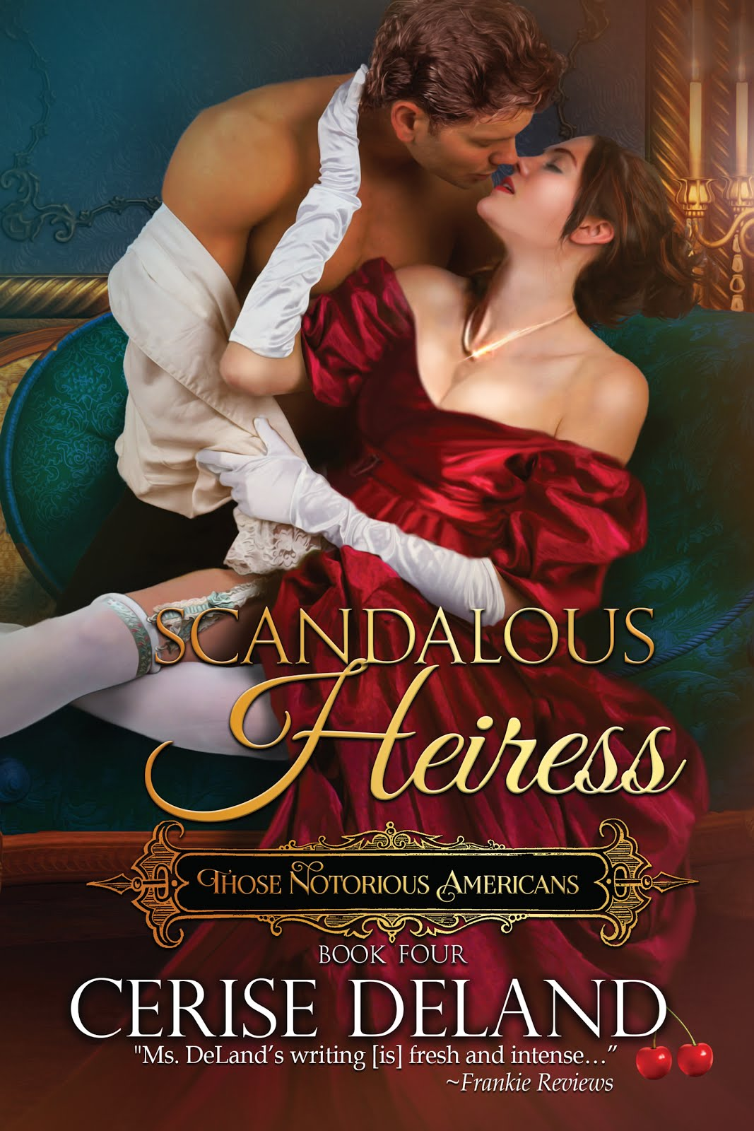 SCANDALOUS HEIRESS