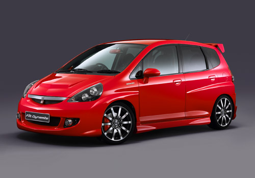 honda fit most wanted cars