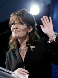 Sarah Palin endorsed Newt Gingrich