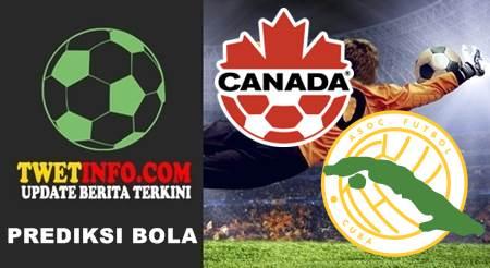 Prediksi Canada U23 vs Cuba U23