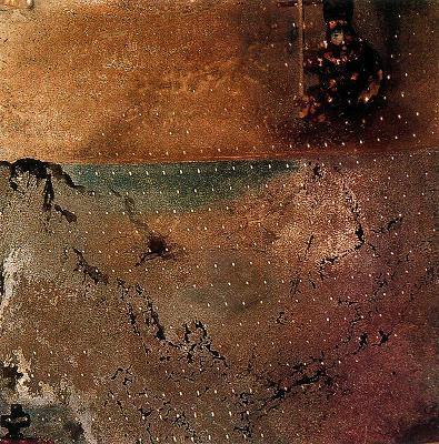 Paisatge amb mosques (Salvador Dalí)