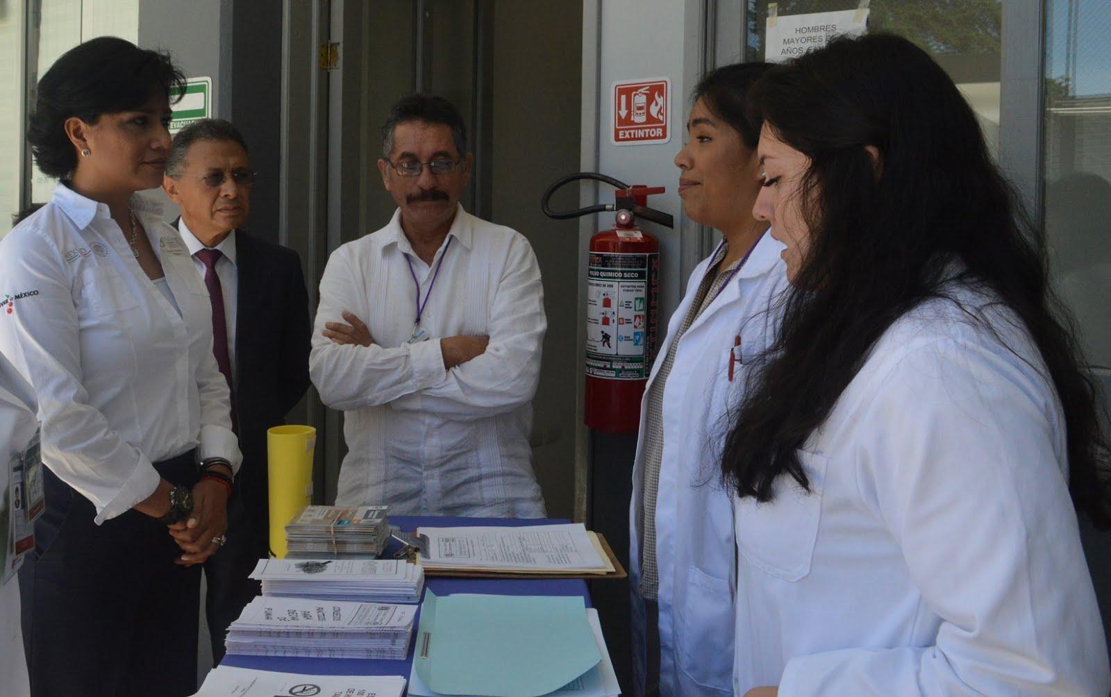 EN 2017, REALIZÓ ISSSTE-VERACRUZ 70 FERIAS DE SALUD EN BENEFICIO DE 45 MIL VERACRUZANOS: ELÍZABETH