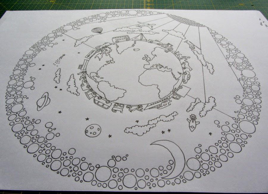 paper cut design