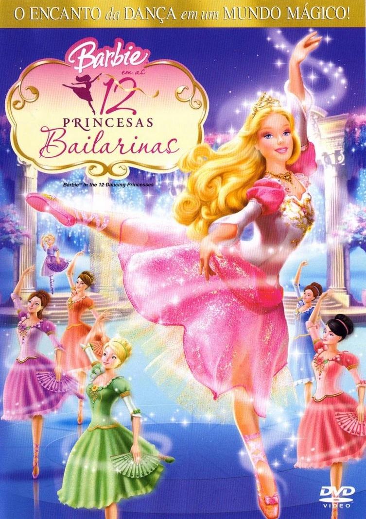 Barbie Em As 12 Princesas Bailarinas – Dublado (2006)