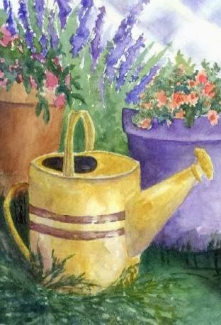 5 Plant Pots