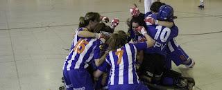 HOCKEY PATINES-CP Voltregà campeonas ligueras