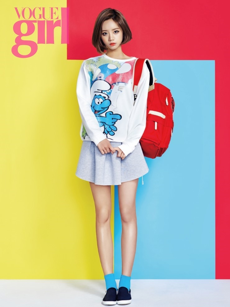 Girls' Day Hyeri
