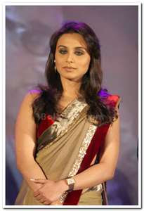 rani mukherjee images saree