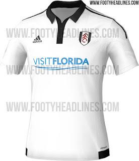 gambar desain jersey terbaru musim depan bocoran berita jersey Jersey home Fulham terbaru musim depn 2015/2016 Leaked di enkosa sport toko jersey terpercaya