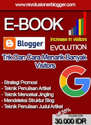 ebook revolusi trik dan cara menarik banyak visitor blogger