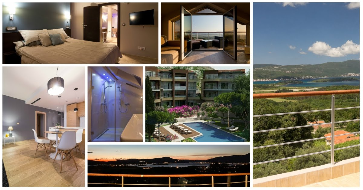 Tivat Heights - Stylish Condos in Montenegro