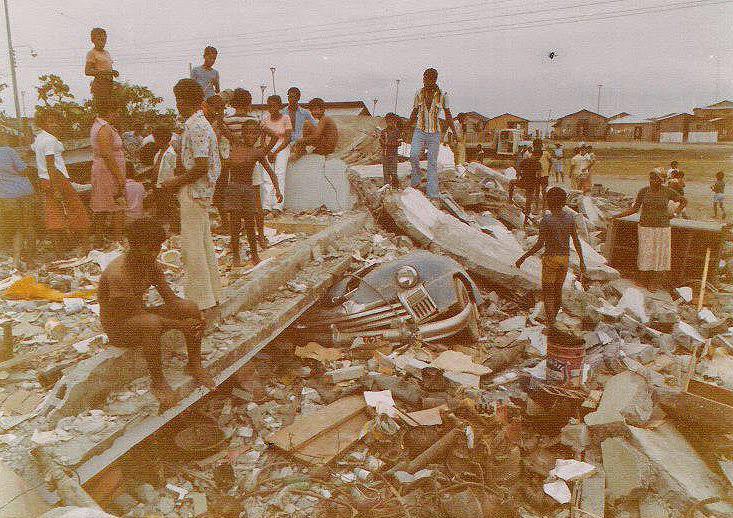 Los Peores Tsunamis de la Historia