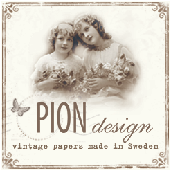 Guest Designer For Pion Design