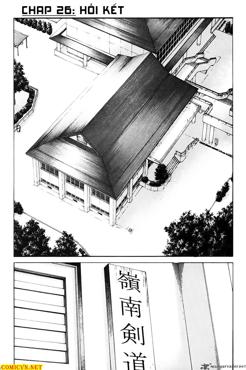 Karate Shoukoushi Kohinata Minoru chap 26 Trang 4