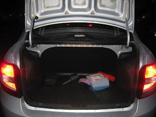 багажник лады гранты
