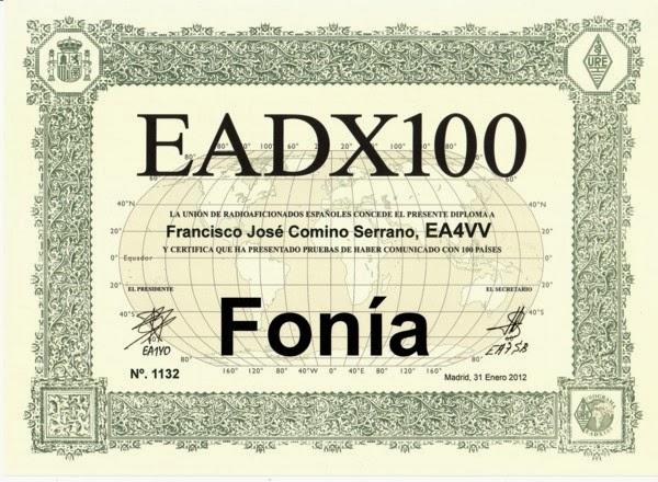 EADX 100
