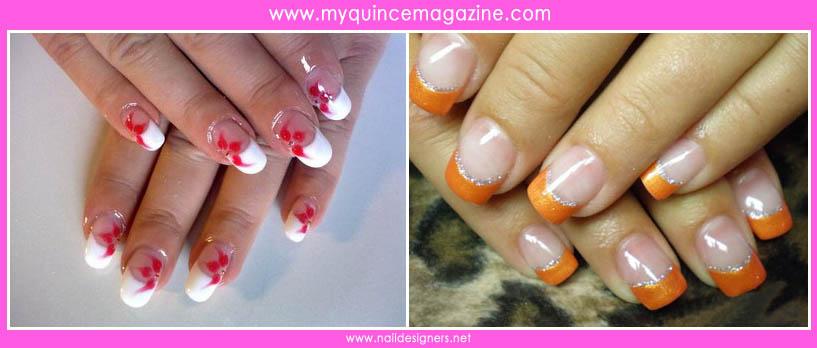 Bright And Fun Nails