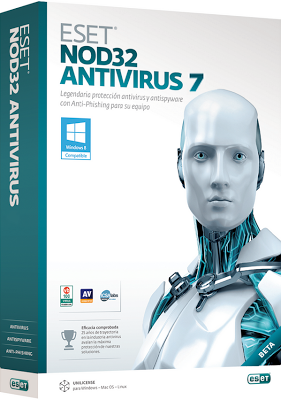 Download ESET NOD32 Antivirus 7 Final + Ativação (x86 e x64)