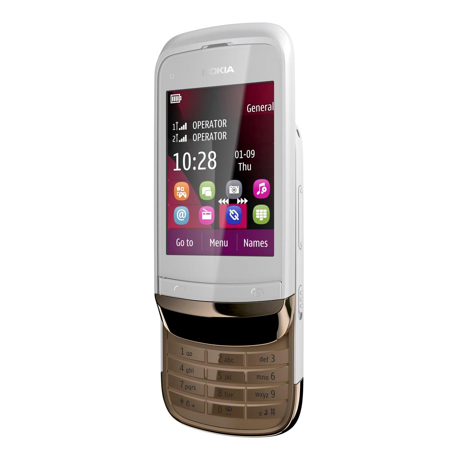 Nokia C2 06 vazam fotos do novo celular com suporte a
