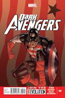 Dark Avengers #185 Cover