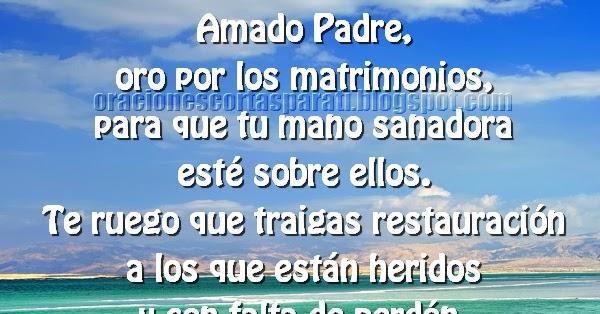 Matrimonio Segun Los Romanos : Oración de intercesión por matrimonios cercanos