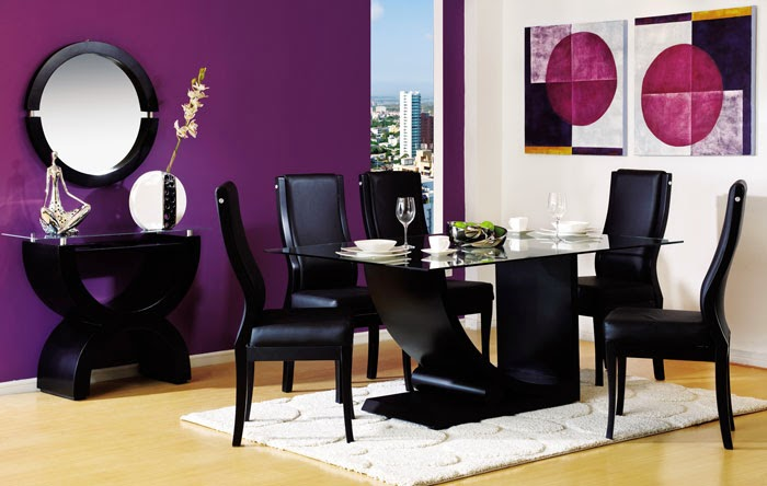 Muebles contemporaneos decor art juegos de comedor for Comedores 6 puestos bogota