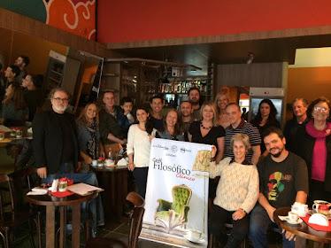 Café Filosófico Clínico em Porto Alegre/RS (setembro/2017)