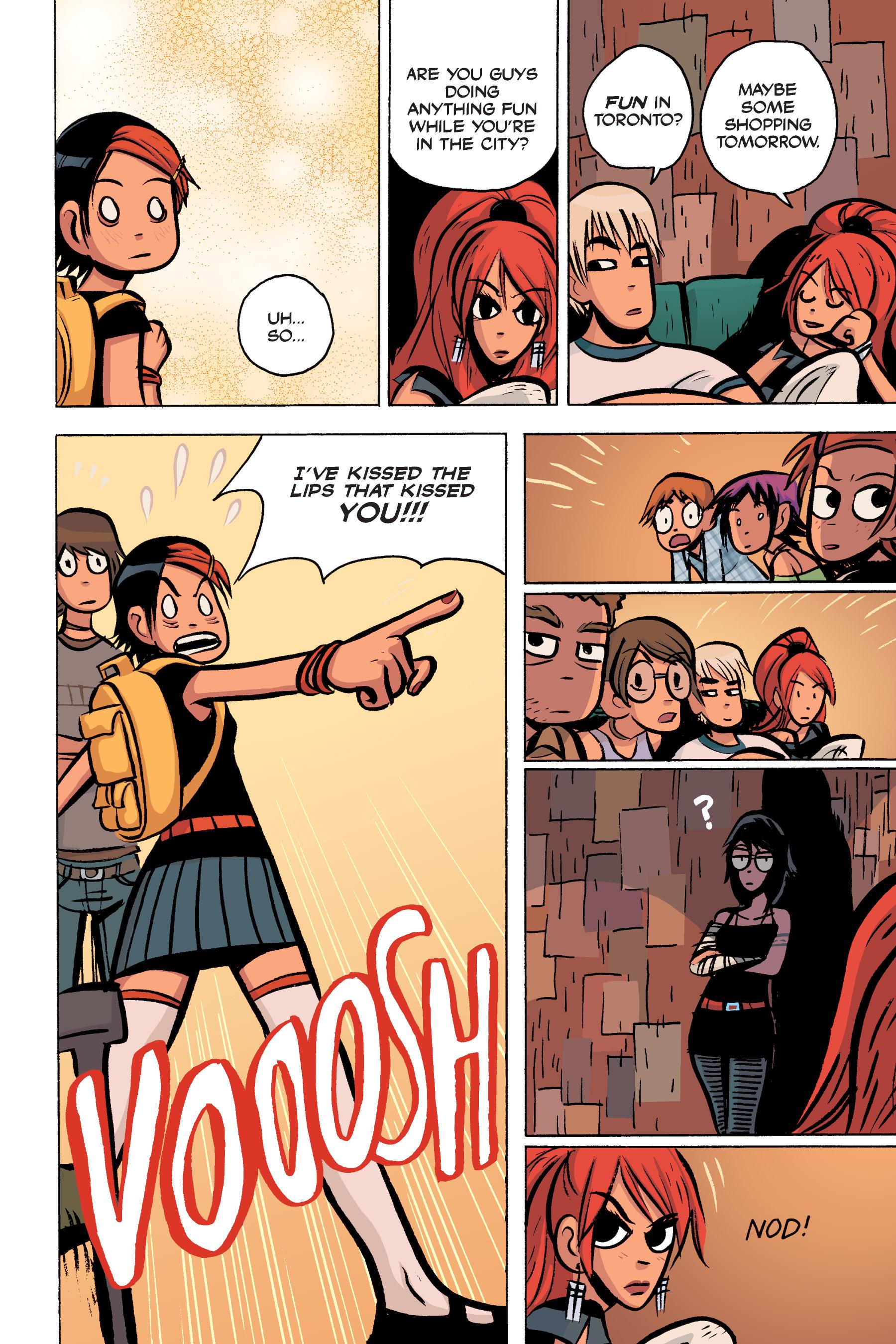 Read online Scott Pilgrim comic -  Issue #3 - 15