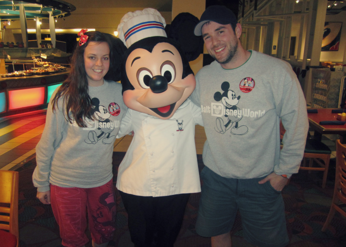 chef mickey disneyworld