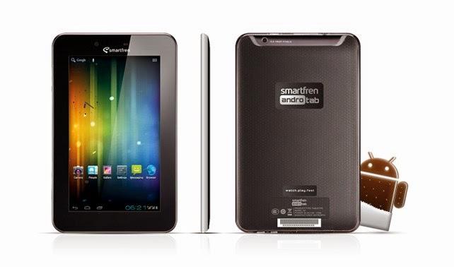 Daftar Harga Tablet Smartfren Andromax Lengkap Juli 2014