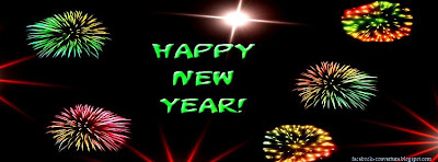 Couverture Facebook Happy new year 2013
