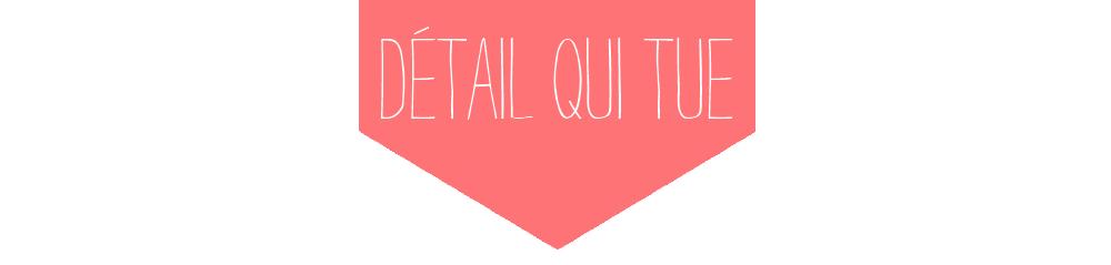 DIY | Do it yourself | Le Détail Qui Tue