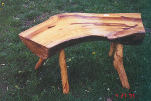 Unique Rustic Log Furniture