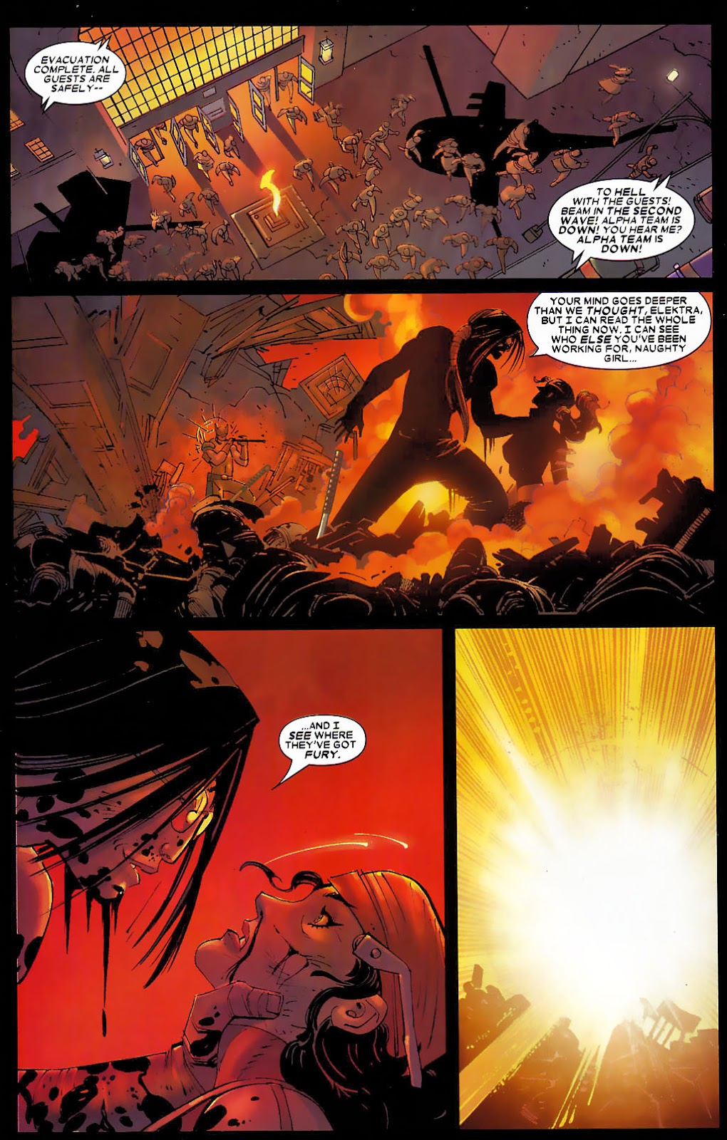 Read online Wolverine (2003) comic -  Issue #30 - 20