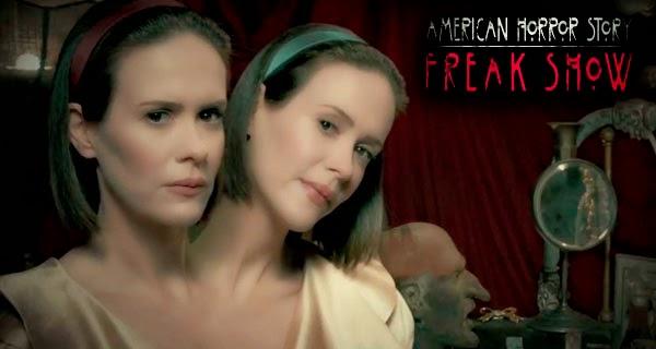 Tráiler extendido de American Horror Story: Freak Show