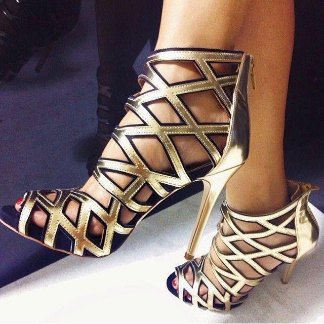 Spring High Heels Trends #3...