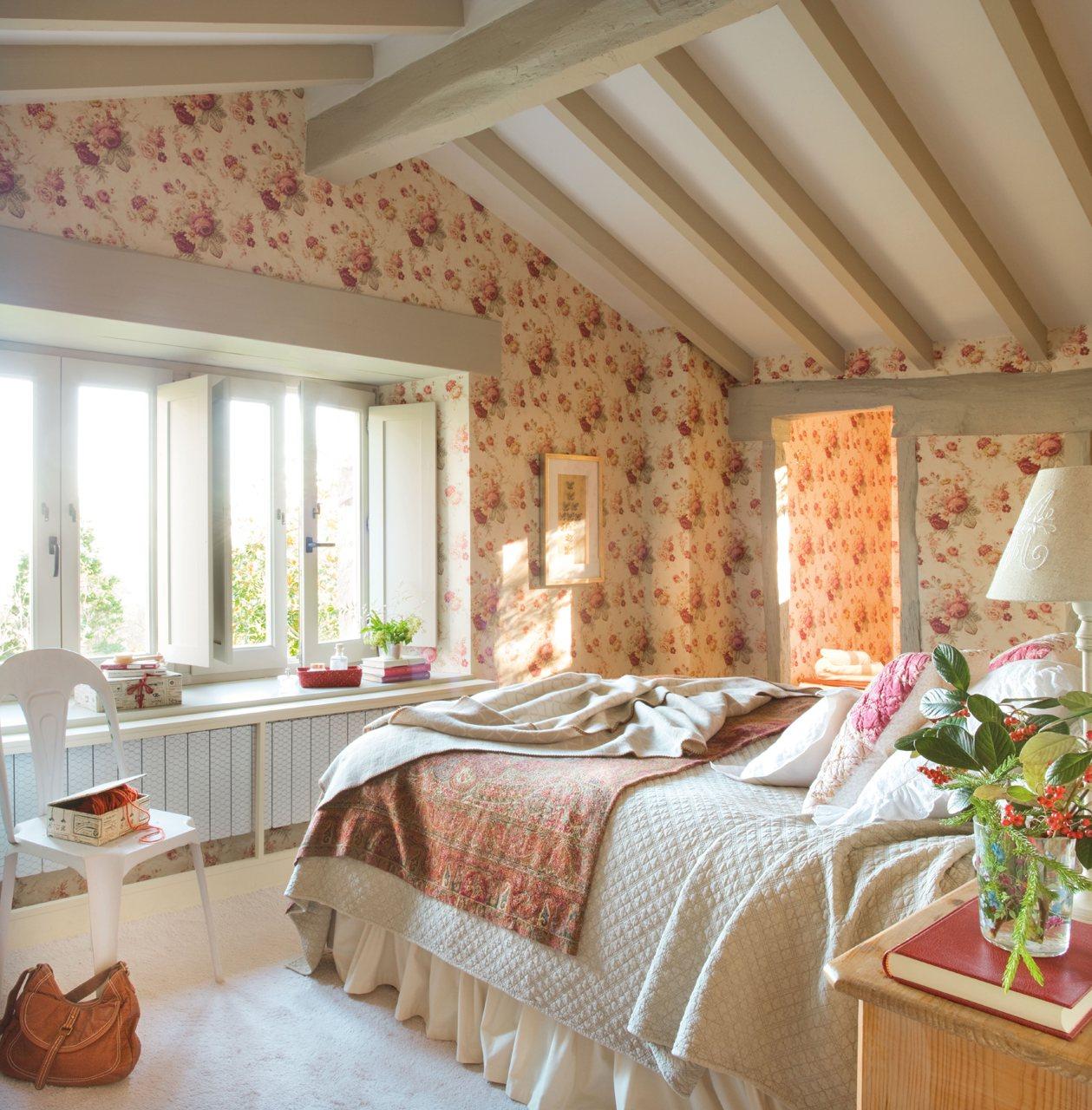 Blog by nela una buhardilla para vivir a loft for living - Dormitorios vintage chic ...