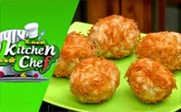 Rice & Mushroom Croquettes – Ungal Kitchen Engal Chef