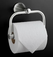 How to fold toilet paper, Toilet Paper Humour