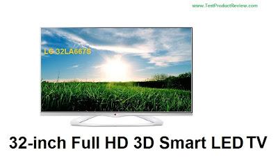 LG 32LA667S review