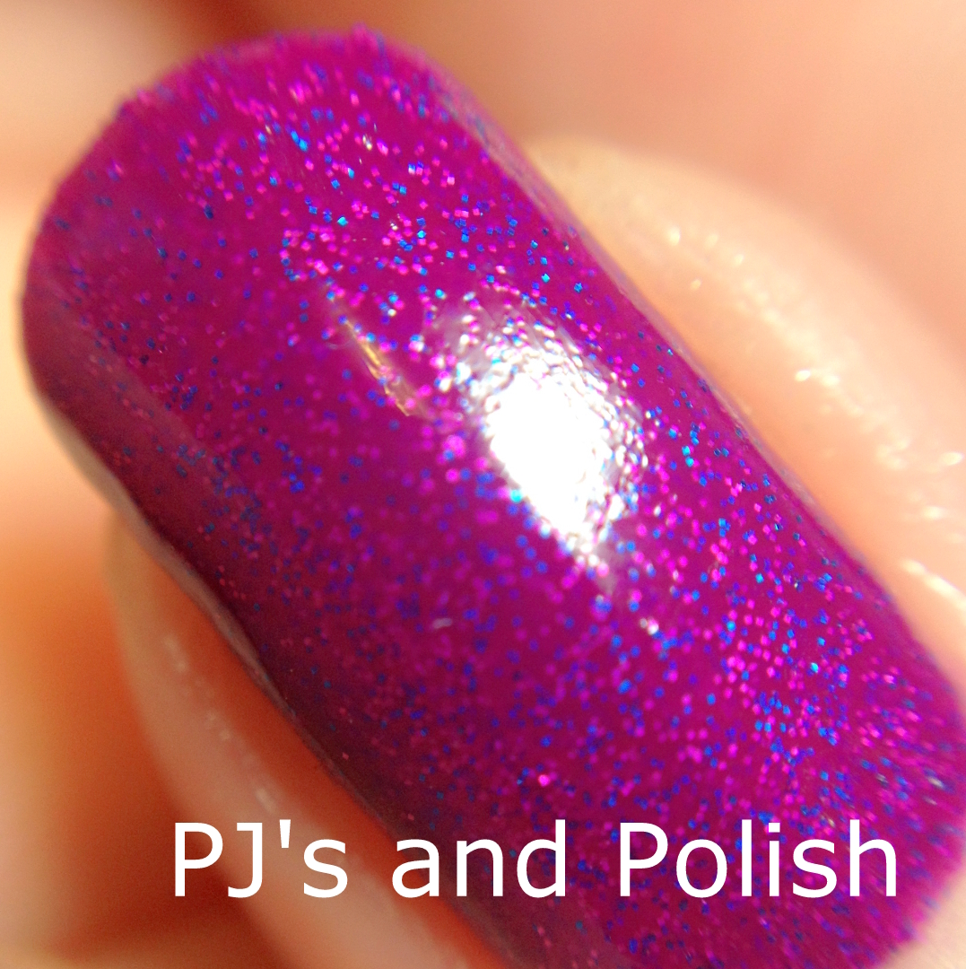 Swatch and Review China Glaze Flying Dragon HK Girl