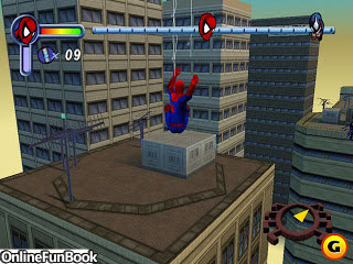 Ultimate Spiderman PC Game