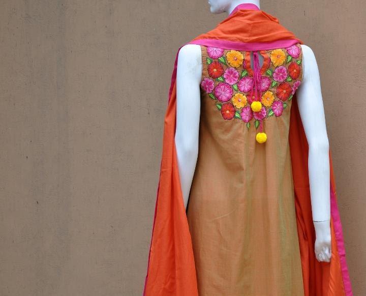 Latest farida hasan formal wear